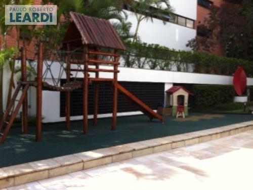 apartamento real parque  - são paulo - ref: 390841