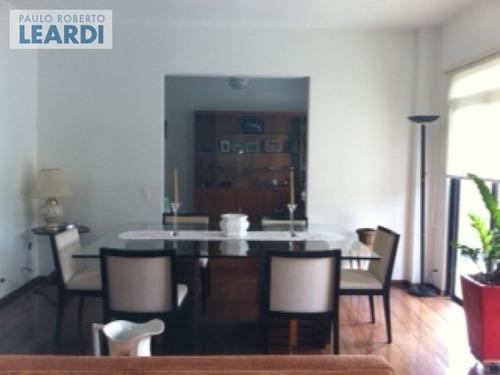 apartamento real parque  - são paulo - ref: 391305