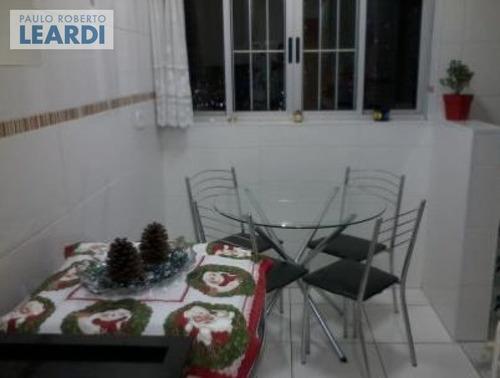 apartamento real parque  - são paulo - ref: 392934