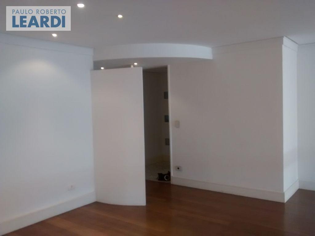 apartamento real parque  - são paulo - ref: 398618