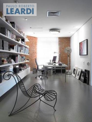 apartamento real parque  - são paulo - ref: 399133