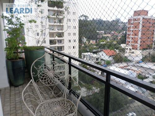 apartamento real parque  - são paulo - ref: 404620