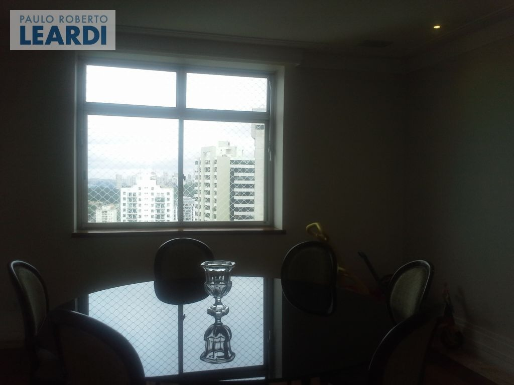 apartamento real parque  - são paulo - ref: 409386