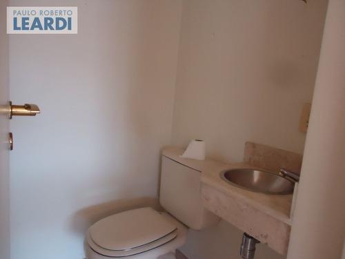 apartamento real parque  - são paulo - ref: 424765