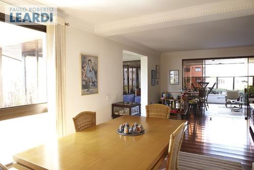 apartamento real parque  - são paulo - ref: 428548