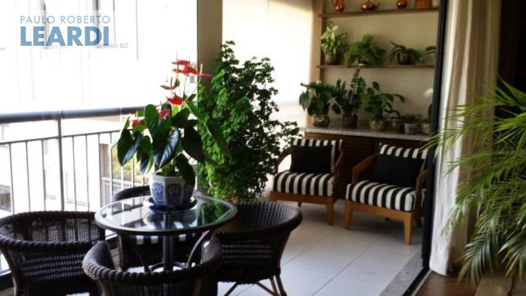 apartamento real parque  - são paulo - ref: 432232