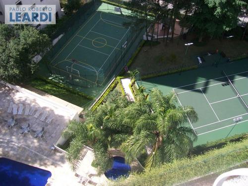 apartamento real parque  - são paulo - ref: 434519