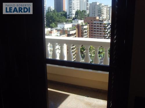 apartamento real parque  - são paulo - ref: 436161