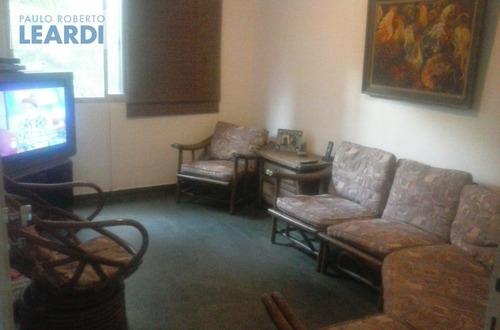 apartamento real parque  - são paulo - ref: 444949