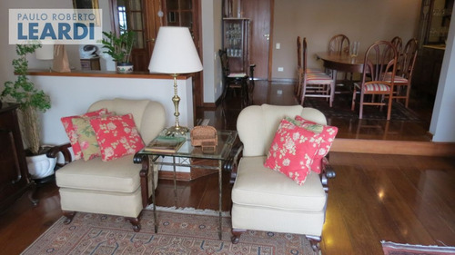 apartamento real parque  - são paulo - ref: 447824