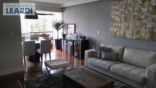apartamento real parque  - são paulo - ref: 458408