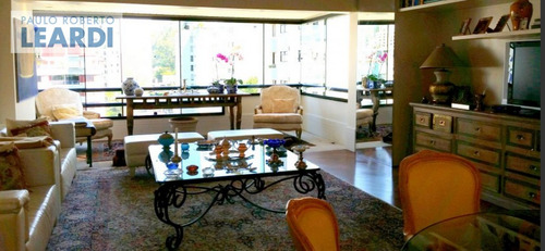 apartamento real parque  - são paulo - ref: 477657