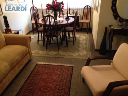 apartamento real parque  - são paulo - ref: 485396