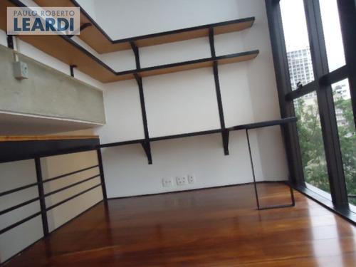 apartamento real parque  - são paulo - ref: 487601