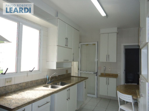 apartamento real parque  - são paulo - ref: 491078