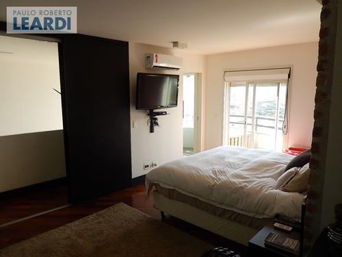apartamento real parque  - são paulo - ref: 492265