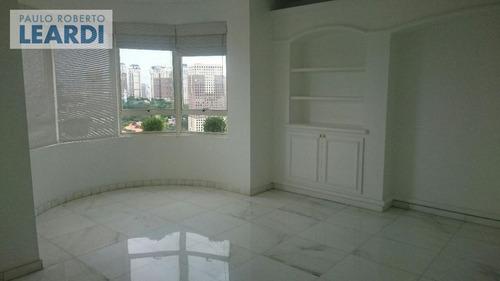 apartamento real parque  - são paulo - ref: 493365
