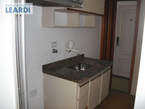 apartamento real parque  - são paulo - ref: 500870