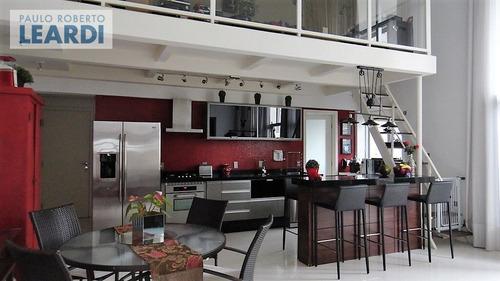 apartamento real parque  - são paulo - ref: 502865