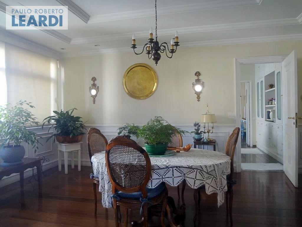 apartamento real parque  - são paulo - ref: 508885