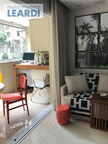 apartamento real parque  - são paulo - ref: 534663