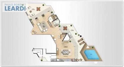 apartamento real parque  - são paulo - ref: 550993