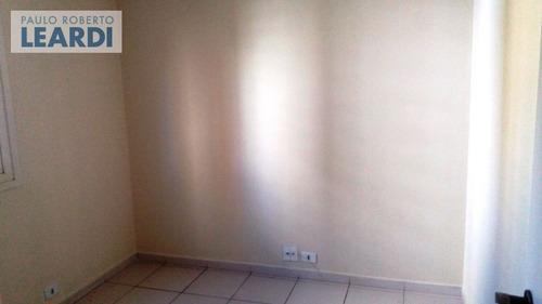 apartamento real parque  - são paulo - ref: 552577