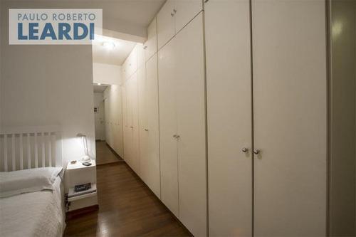 apartamento real parque  - são paulo - ref: 83075