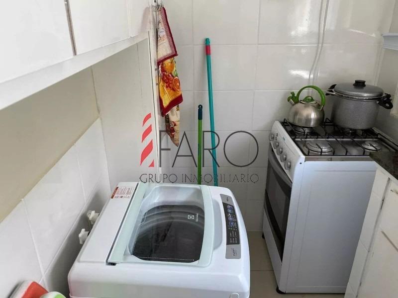 apartamento reciclado en península 1 dormitorio con cochera-ref:37134