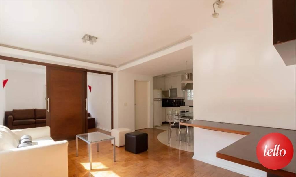 apartamento - ref: 204355