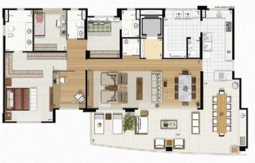 apartamento - ref: 45f285