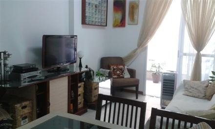 apartamento - ref: 521276