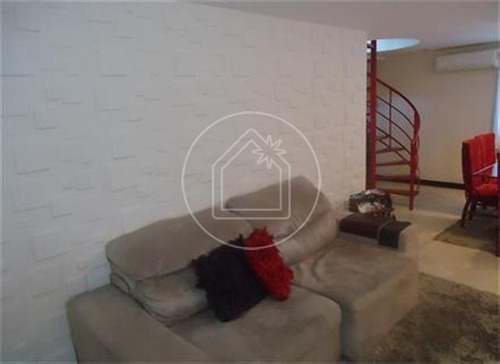 apartamento - ref: 566492