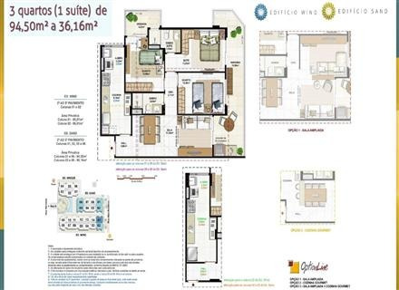 apartamento - ref: 575126