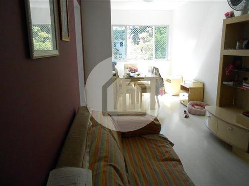 apartamento - ref: 585917