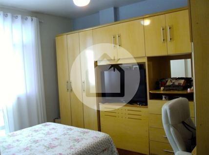 apartamento - ref: 590262