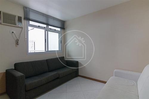 apartamento - ref: 704802