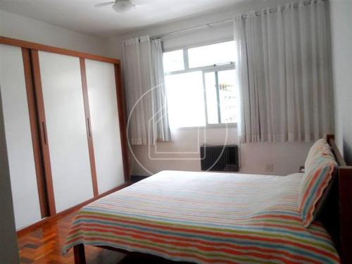 apartamento - ref: 705861