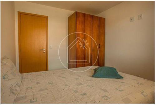 apartamento - ref: 731697