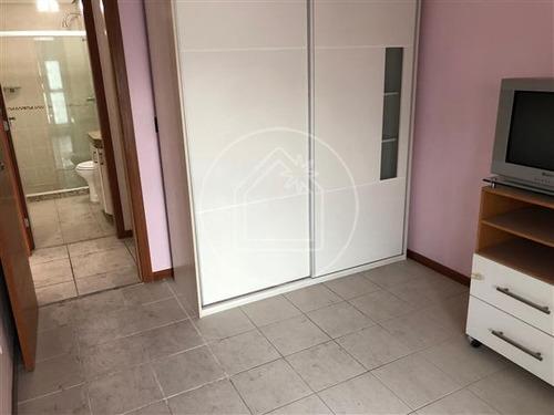 apartamento - ref: 735943