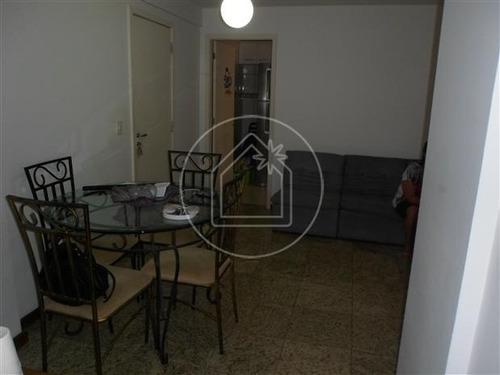 apartamento - ref: 736259
