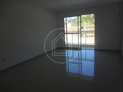 apartamento - ref: 739802