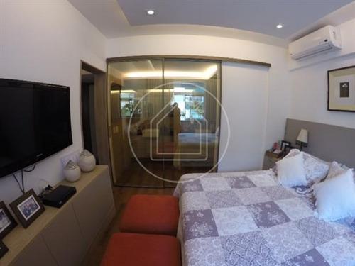 apartamento - ref: 743300