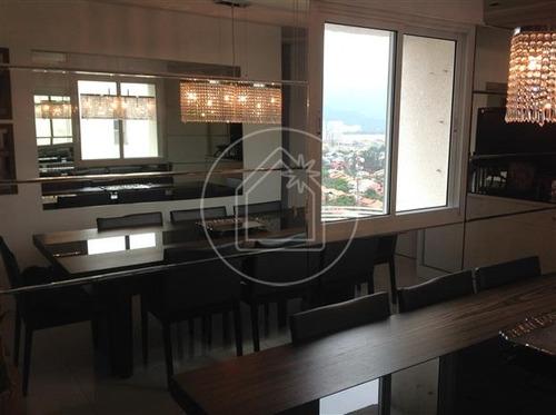 apartamento - ref: 743962