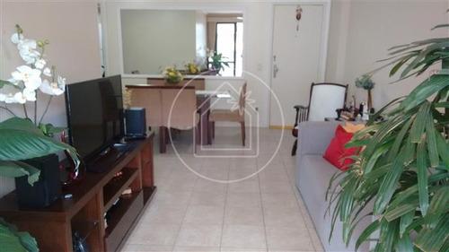 apartamento - ref: 746283