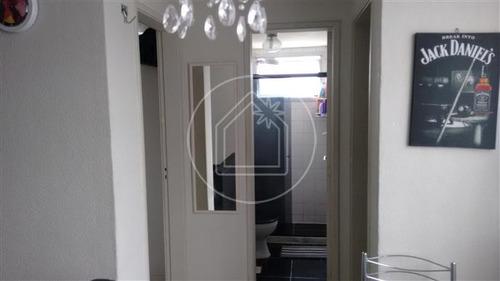 apartamento - ref: 750008