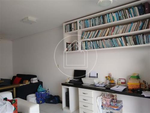 apartamento - ref: 751140
