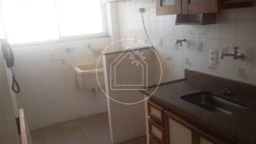 apartamento - ref: 752205