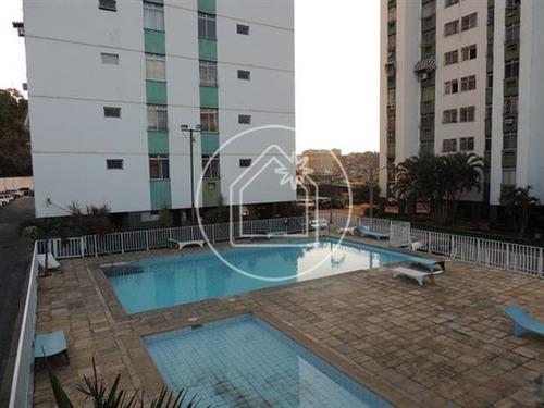 apartamento - ref: 752643