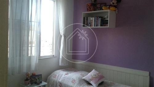 apartamento - ref: 753860